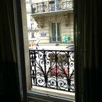 Window Balcony View