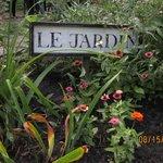 Le jardin vous attend...