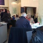 another busy day at the brilliant cafe!!!!