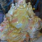 The Buddha Eats here too!