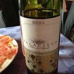 Rioja Crianza 2009 de la casa
