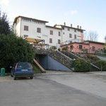 Bilde fra Hotel La Rocca