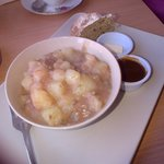 The delicious, but simple, dish of Stovies
