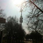 munich olympics park