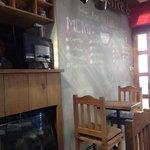 café place