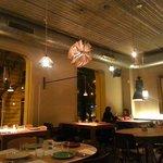 Bar Tomate interiors