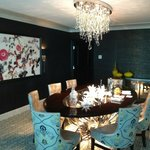 Dining Room Area - Presidential Suite