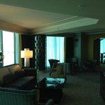 Living Room In Presidential Suite
