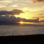 And Sunset in Lahaina
