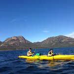 Sea Kayaking - Coles Bay TAS