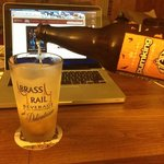 Brass Rail Beverage의 사진