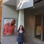 Jill has her own shop