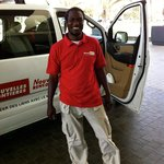 Our guide Osman