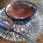 Chocolate Coconut Creme Brulee