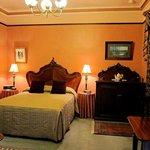 Camellia Room.... open fire, spa, fridge, plasma TV... fantastic !