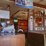 Amole Restaurant inside