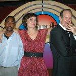 """Penny Price, Zan Aufderheide and Bob Zany, """"Baaby!"""""""