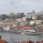 The view of Porto from our room.