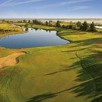 Salgados 18-hole golf course, alongside the Hotel