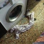 perdita sapone lavatrice