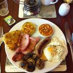 Ein superleckeres und typisch schottisches Frühstück