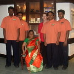 Ayurveda-Team im VJZ