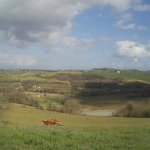 Panorama dal casale