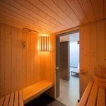 Sauna free of charge