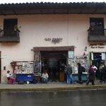 Photo of El Zarco