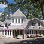 Our Hotel located on the Sheepscot River
