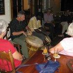 Wednesday night drumming