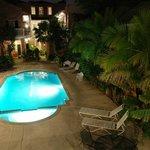 Lamothe House Pool and Hot Tub