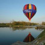 Reflet dans la Loire