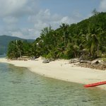 la plage Anse Farine