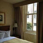 Small rooms but all you need for New Orleans visit!