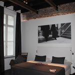 Prachtig gedecoreerde kamer