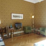 Chambre 319 coin salon