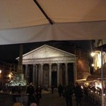 Great View at the Pantheon