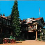 The Baldpate Inn Estes Park Colorado