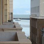 dal balcone Il Porto