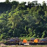 Blue Vanga Lodge environment