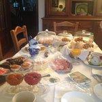 Maria's breakfast