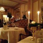 餐廳,古典優雅但食物普通