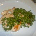 scaloppa di pollo