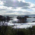 View from the Lochside B&B