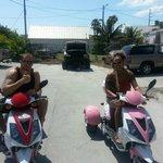 Island Scooters of Key West Foto