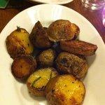 grill potatoes