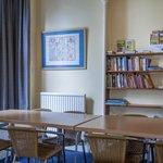 Reading Area ~ YHA Coniston Holly How
