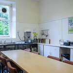 Self-catering Kitchen ~ YHA Coniston Holly How