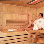 sauna bien etre